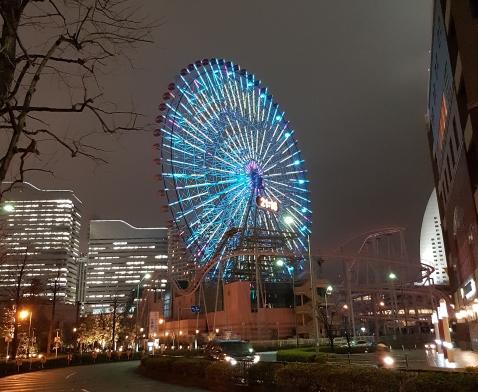 Yokohama, John Michael Milton