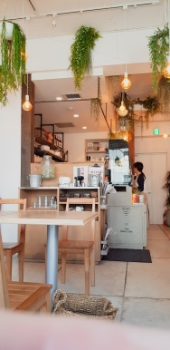 Botanist Cafe 植物園カフェ