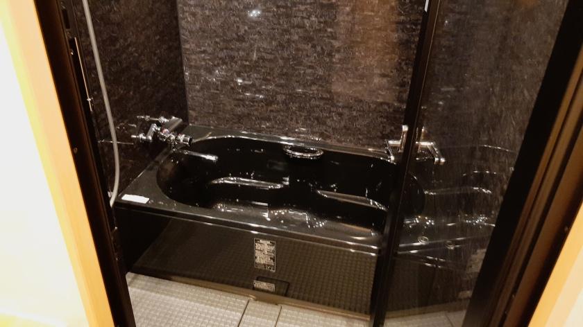 Nagi Kyoto Sanjo Hotel bathroom