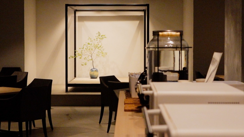 Hotel Zen Tokyo Steel Tea House