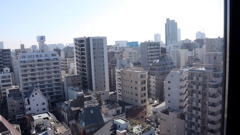 Henn Na Hotel Asakusa CityScape By Day