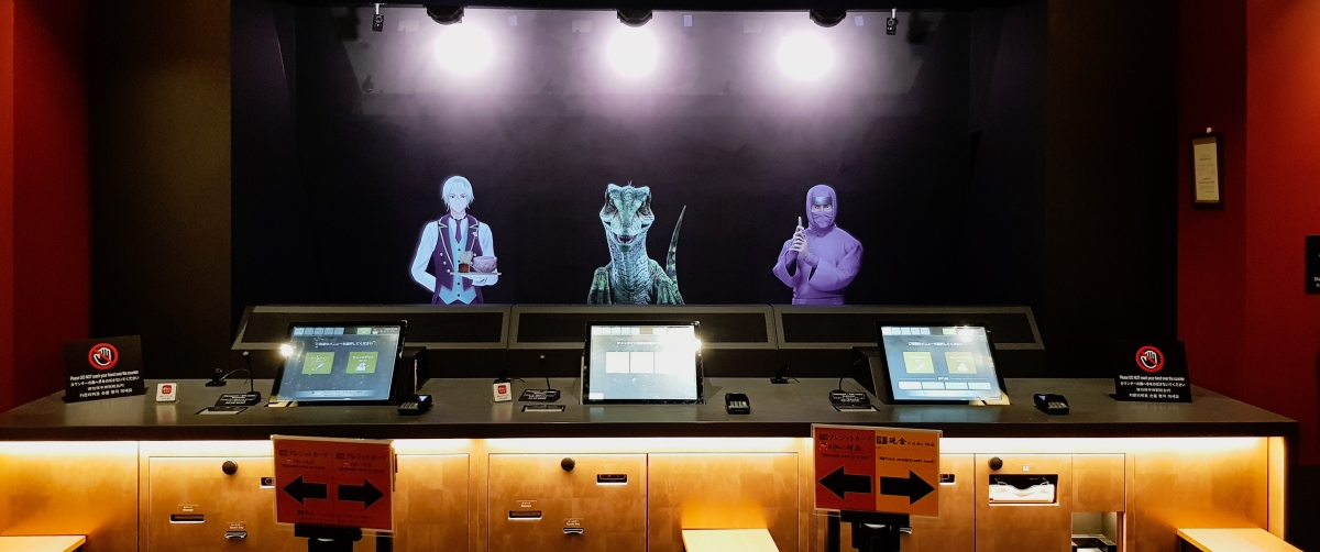 Henn Na Hotel Asakusa|A Hotel In Japan Ran By Holograms
