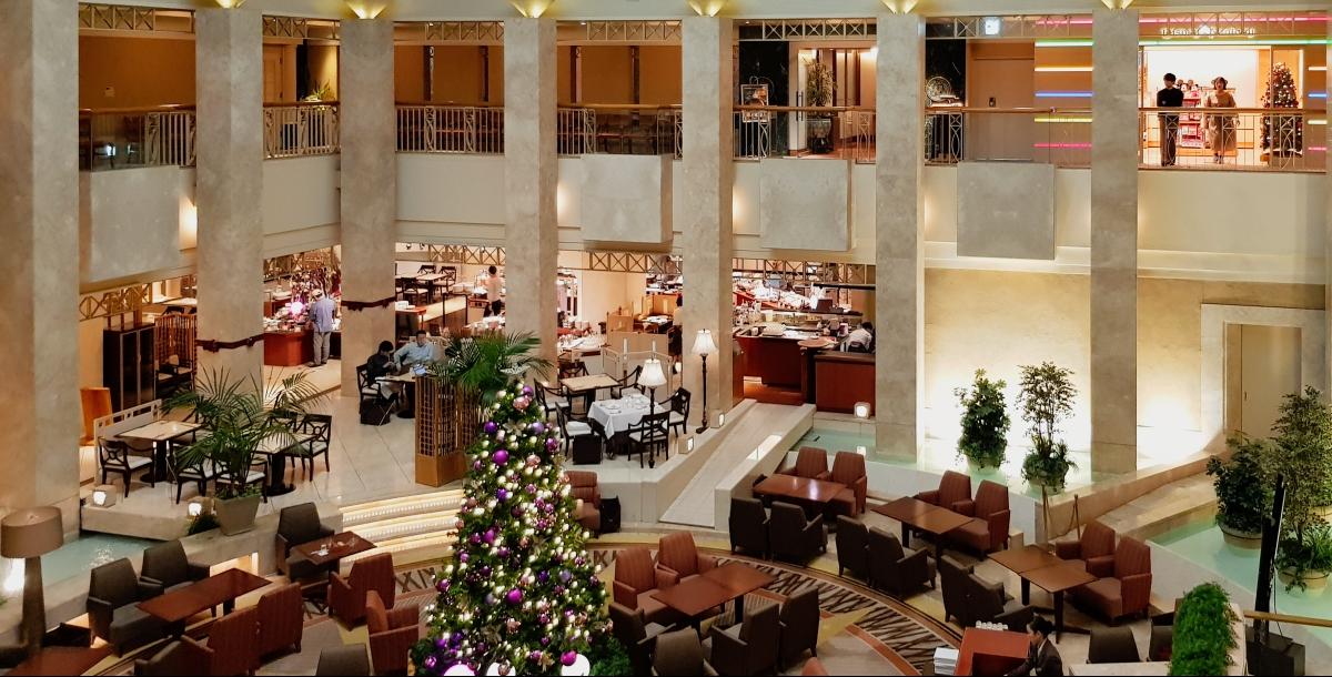 The Urayasu Brighton Hotel, TokyoBay