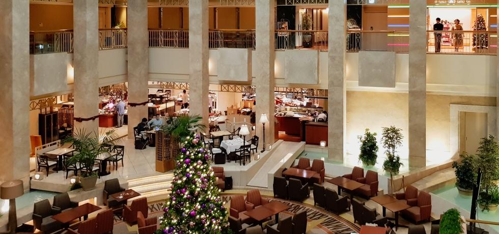 The Urayasu Brighton Hotel, Tokyo Bay