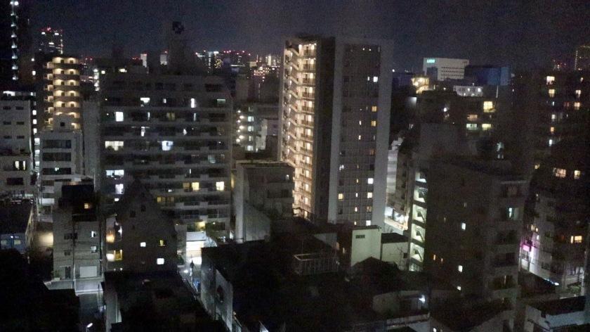 Henn Na Hotel Asakusa CityScape By Night
