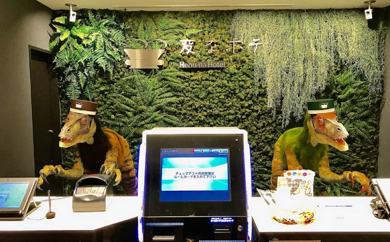 Henn Na Hotel Asakusa