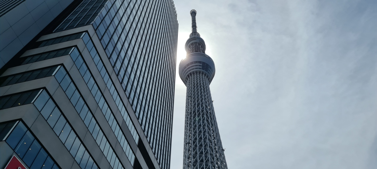 A DAY IN SKYTREE TOWN | SHOPPING & EATING IN JAPAN